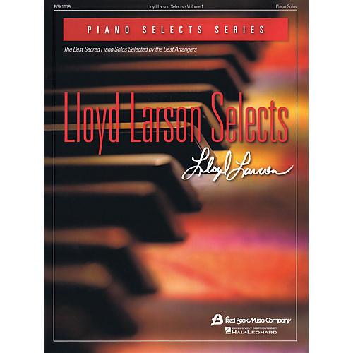 Hal Leonard Lloyd Larson Selects - Piano Selects Series