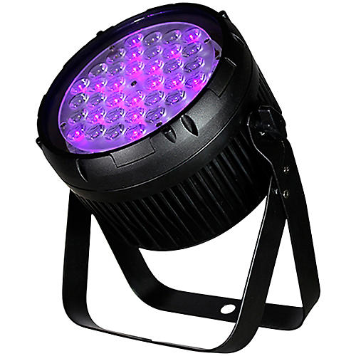 Blizzard Lo-Pro CSI UV Blacklight LED PAR Wash Light