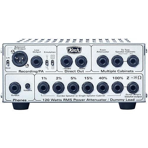 Koch Loadbox II Power Attenuator, DI Box and Speaker Emulator