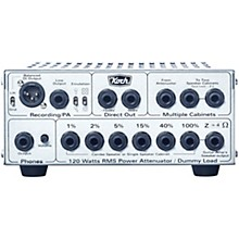 Loadbox II Power Attenuator, DI Box and Speaker Emulator 4 Ohm