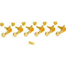 Locking Tuners Right Hand - 6 Pack Gold