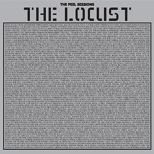 Alliance Locust - The Peel Sessions
