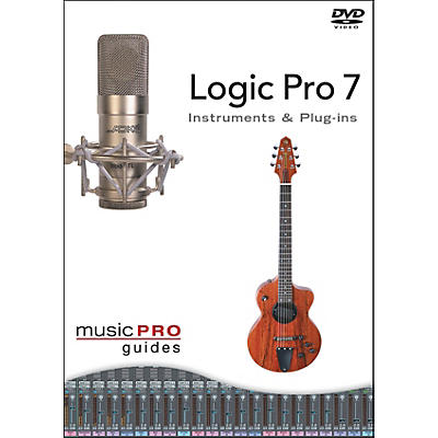 Hal Leonard Logic Pro 7 - Instrument and Plug-Ins DVD