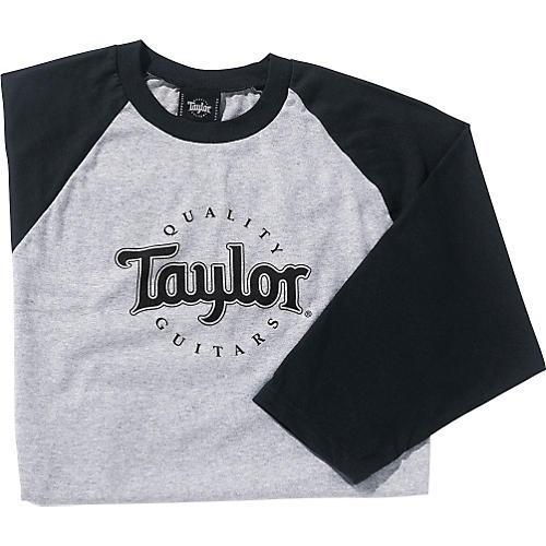 Taylor Logo Baseball Shirt