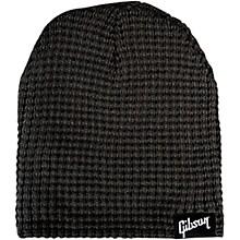 Gibson Logo Beanie, Charcoal