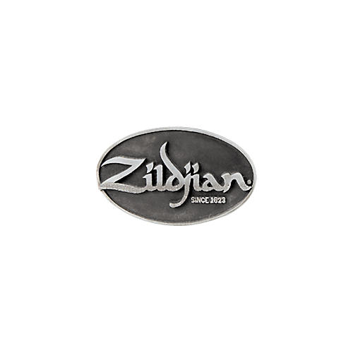 Zildjian Logo Belt Buckle