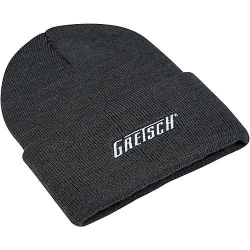 Gretsch Logo Gray Beanie