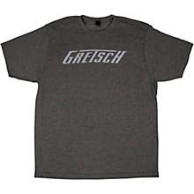 Gretsch Logo Heather Gray T-Shirt