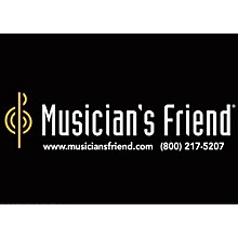 Musician's Friend Logo Magnet