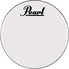 Logo Marching Bass Drum Heads 24 in.