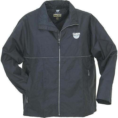 Sabian Logo Nylon Urban Jacket