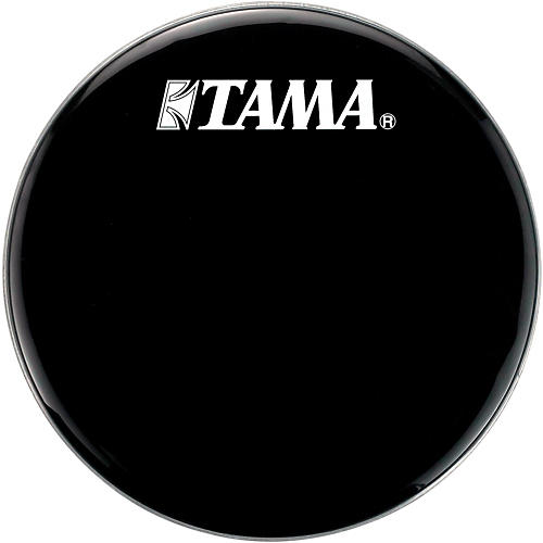 TAMA Logo Resonant Bass Drum Head