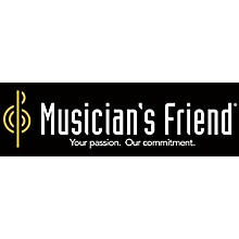 Musician's Friend Logo Sticker