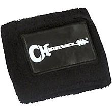 Charvel Logo Wristband - Black