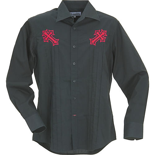 Dragonfly Clothing London Grave Oxford Shirt
