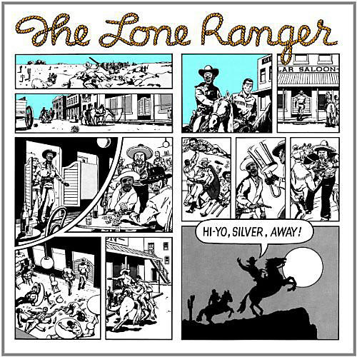 Alliance Lone Ranger - Hi Yo Silver Away