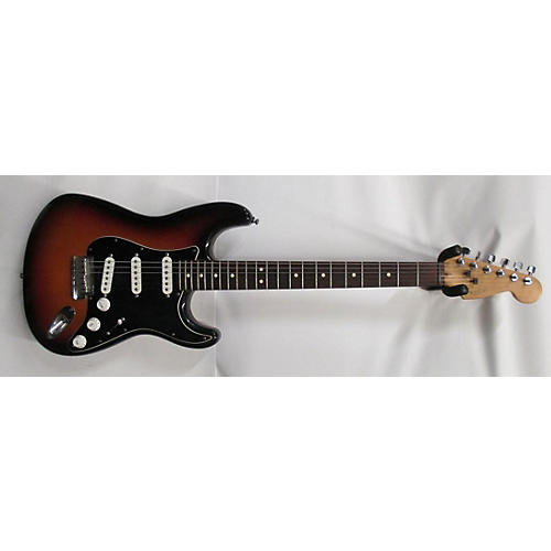 Fender Lonestar Stratocaster Solid Body Electric Guitar 3 Tone Sunburst
