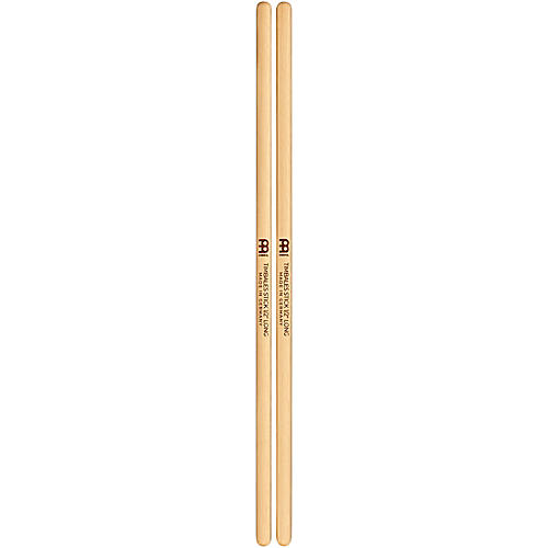 Meinl Stick & Brush Long Hickory Timbale Sticks 1/2 in.