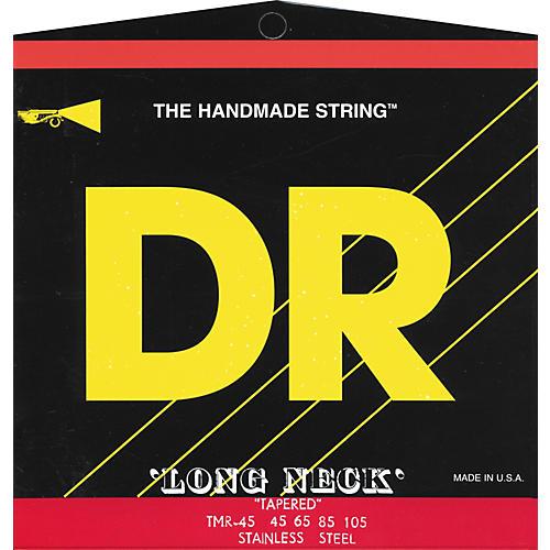 DR Strings Long Necks Taper Core Medium 4-String Bass