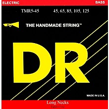 Open Box DR Strings Long Necks Taper Core Medium 5-String Bass Strings