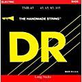 DR Strings Long Necks Taper Core Medium Light 4-String Bass Strings thumbnail