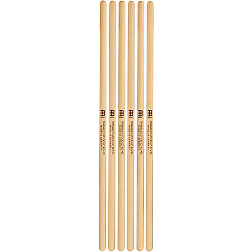 Meinl Stick & Brush Long Timbale Sticks 3-Pack 1/2 in.