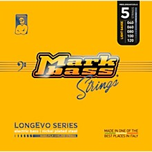 Markbass Longevo Series Nano Film Electric Bass Nickel Plated Steel 5 Strings