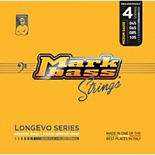Markbass Longevo Series Nano Film Shielded Electric Bass Strings