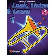 Hal Leonard Look, Listen & Learn - Method Book Part 1 (Trombone (T.C.)) De Haske Play-Along Book Series