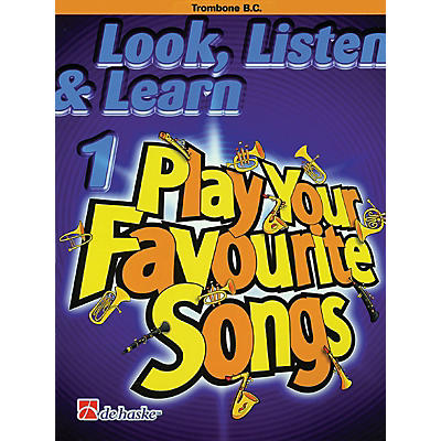 De Haske Music Look, Listen & Learn 1 - Play Your Favourite Songs De Haske Play-Along Book Series by Philip Sparke
