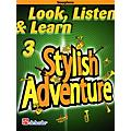 De Haske Music Look, Listen & Learn Stylish Adventure Saxophone Grade 3 Concert Band thumbnail