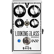 Open Box DOD Looking Glass Overdrive Guitar Effects Pedal