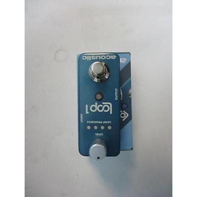 Acoustic Loop 1 Pedal