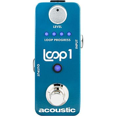 Acoustic Loop1 Looper Pedal