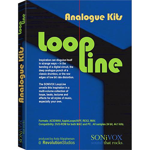 Sonivox LoopLine Analogue Kits Sample Loop Library