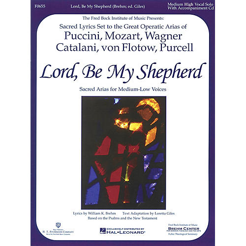 H.T. FitzSimons Company Lord, Be My Shepherd (High Voice) High Voice arranged by William Brehm