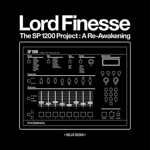 Alliance Lord Finesse - Sp1200 Project: A Re-awakening - Deluxe Redux