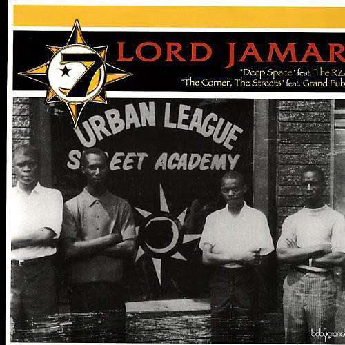 Alliance Lord Jamar - Deep Space / The Streets, The Corner