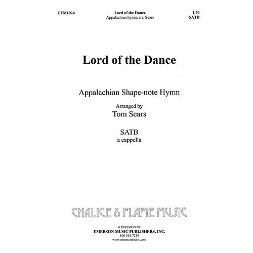 Hal Leonard Lord of the Dance SATB composed by Tom Sears