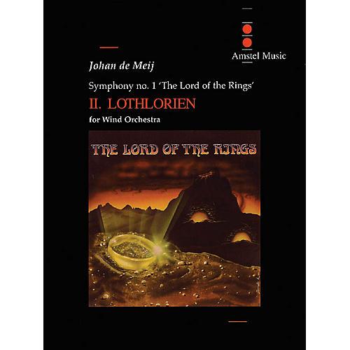 Amstel Music Lord of the Rings, The (Symphony No. 1) - Lothlorien - Mvt. II Concert Band Level 5-6 by Johan de Meij