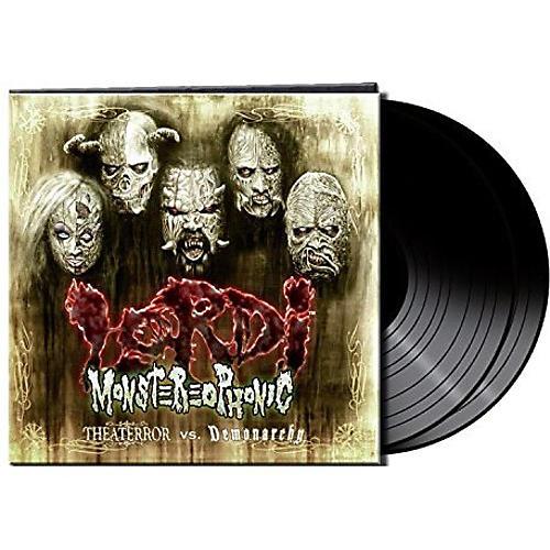 Alliance Lordi - Monstereophonic (theaterror Vs. Demonarchy)