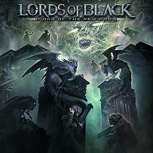 Alliance Lords of Black - Icons Of The New Days
