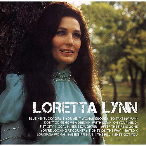 Alliance Loretta Lynn - Icon (CD)