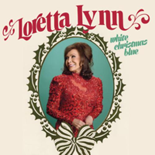 Alliance Loretta Lynn - White Christmas Blue