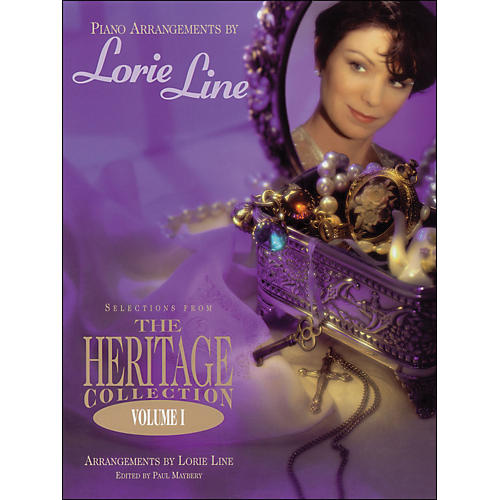 Hal Leonard Lorie Line - The Heritage Collection Volume 1 arranged for piano solo