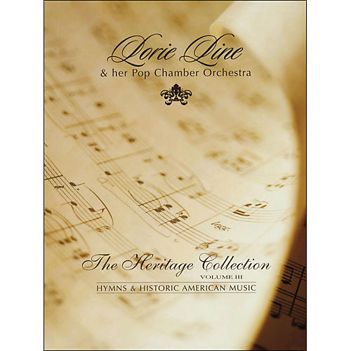 Hal Leonard Lorie Line - The Heritage Collection Volume III for piano solo