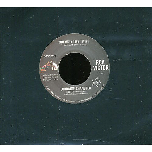 Alliance Lorraine Chandler - I Can't Change/You Only Live Twice