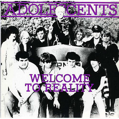 Alliance Los Adolescents - Welcome to Reality