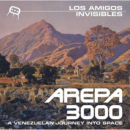 Alliance Los Amigos Invisibles - Arepa 3000: A Venezuelan Journey Into Space