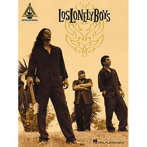 Hal Leonard Los Lonely Boys Guitar Tab Songbook